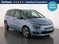 2015 CITROEN C4 GRAND PICASSO 2.0 BlueHDi Exclusive+ 5dr MPV 7 Seats