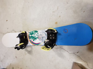 Snowboard for Sale  Size 148