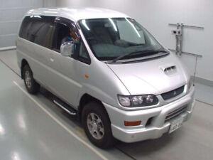 MITSUBISHI DELICA 2002 4WD CHAMONIX TURBO DIESEL