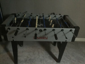 Table soccer and more