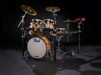 Pearl ePro Live Electronic/Acoustic Drumset