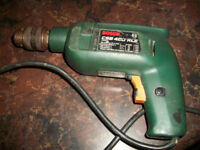 Large Bosch  electric  drill
