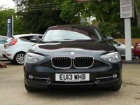 2013 BMW 1 SERIES 116I SPORT AUTO HATCHBACK PETROL