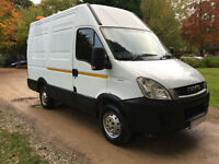 2011 61 IVECO DAILY S CLASS 2.3TD 35S11 SWB PANEL VAN GREAT SPEC WITH RACKING