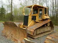 LAND CLEARING, BULLDOZING, GRADING, BACKFILLING, DITCHING