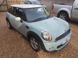 MINI One 1.6 Repaired Salvage MOT READY TO GO