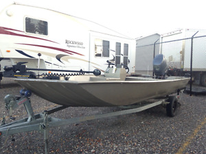 90 HP Fishing Boat