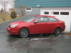 2009 Ford Focus SES Coupe (2 door) ALL FACTORY OPTIONS