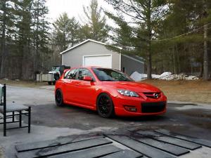 Mazdaspeed 3 2008.5