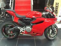 DUCATI 899 PANIGALE RED 1 OWNER 2015 BIKE. LOVELY STANDARD EXAMPLE