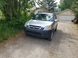 ***2003 Honda CRV in Good Conditions
