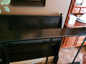 Twin Ashley furniture bed frame