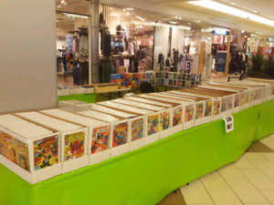 1000s of Comic Books Marvel DC Key Issues Vintage Hockey Cards +