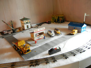N, HO, O scale Toy train lay out table Kitchener / Waterloo Kitchener Area image 10