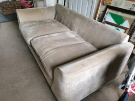 FREE cream Sofa Suite