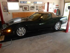 C4 CONVERTIBLE REDUCED IN PRICE,  $16,500