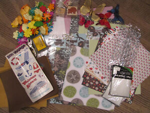 Scrapbooking Items $25