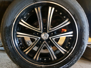 Rims for sale 5x114.3 17 inch