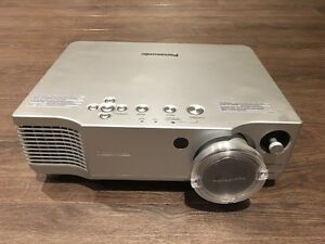 Panasonic PT-AE900U LCD HD Projector w/ Ceiling Mount London Ontario image 2