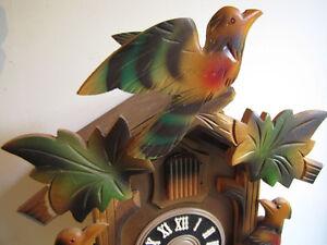 Beautiful , vintage Cuckoo clock, Mint!!!! London Ontario image 3