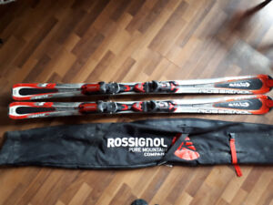 Rossignol Zenith Downhill carving skis