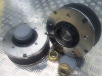Ifor Williams trailer hubs brakes bearings