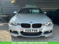 2015 BMW 3 Series 320d 2.0 M-Sport Touring [Nav] 5dr - £2k Extras Estate D