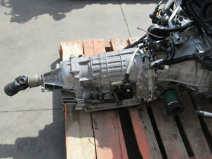 Transmission AT avec installation Impreza Legacy Forester 99-05