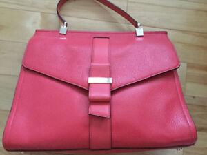 Leather Kate Spade bag