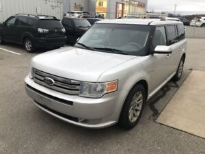 2010 Ford Flex SEL AWD, 1 owner, 7 passenger, no accidents, low