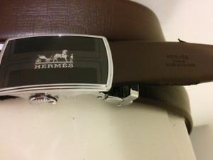 Authentic hermes belt size 38-44