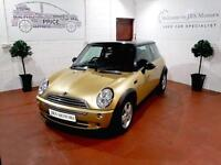 MINI HATCHBACK 1.6 Cooper (gold) 2004