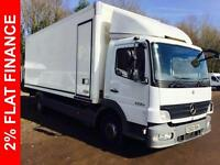 2010 Mercedes-Benz Atego 1224LNR HUGE PRICE DROP Diesel white Manual