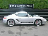 2006 Porsche Cayman 3.4 S 2dr 2 door Coupe
