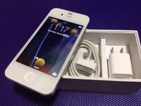 IPhone 4s 16GB Telus & Koodo , clean & not black-listed ,