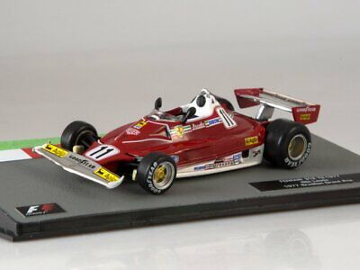Scale model car 1:43 Ferrari 312T2 Niki Lauda, 1977 Formula 1