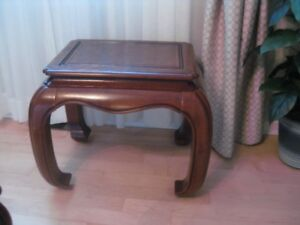 tables chinoises