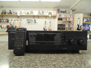 Audiophile equipment at the First Stop Swap Shop!