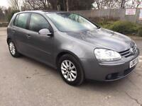Volkswagen Golf 1.9TDI 2007 MANUAL DIESEL- 1 LADY OWNER-SUNROOF