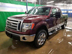 2009 Ford F150 Supercrew 4x4