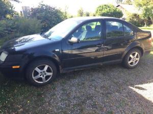 2003 Volkswagen Jetta 1500$ Négociable