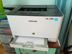 Samsung Wireless Laser Printer