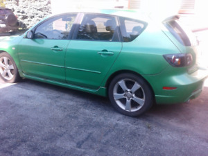 2004 Mazda 4 door 4 speed