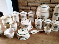 victorian kitchen ware pottery 1869