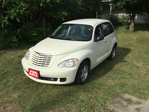 2008 Chrysler PT Cruiser Safety warranty