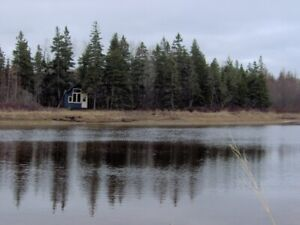 10 ACRES with WATERFRONT