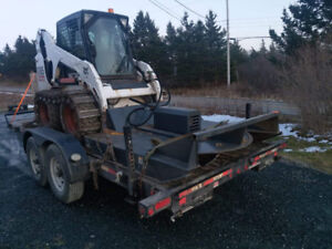 Skid Steer / Excavator For Hire / Rent (other equipment also)