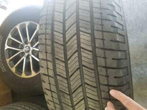2018 f-150 factory rims and tires