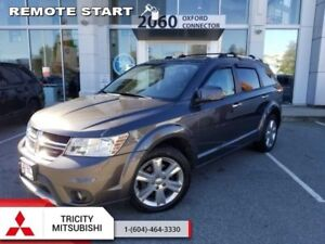 2014 Dodge Journey R/T  LEATHER-SUNROOF-7PASSENGER-AWD