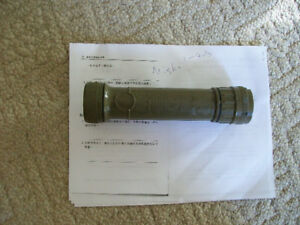 Safe, anti-static Electrical Flashlights for sale!